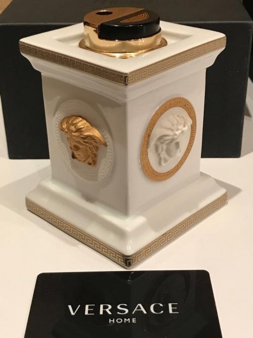 Зажигалка настольная Versace Medusa Gorgona