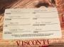 Ручка перьевая Visconti Alchemy