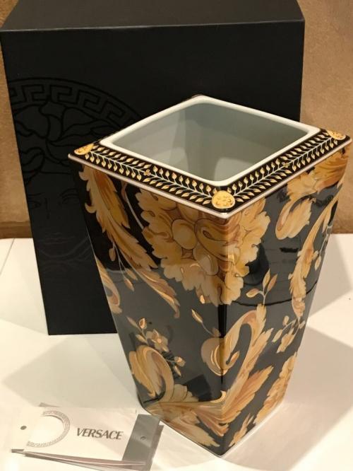Ваза Versace Vanity Rosenthal Оригинал
