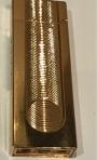 Зажигалка газовая кремниевая позолота