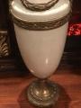 Парные императорские вазы бронза фарфор