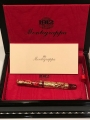 Ручка Montegrappa Dragon Gold 18K