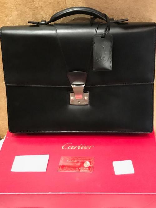 Портфель Cartier Франция