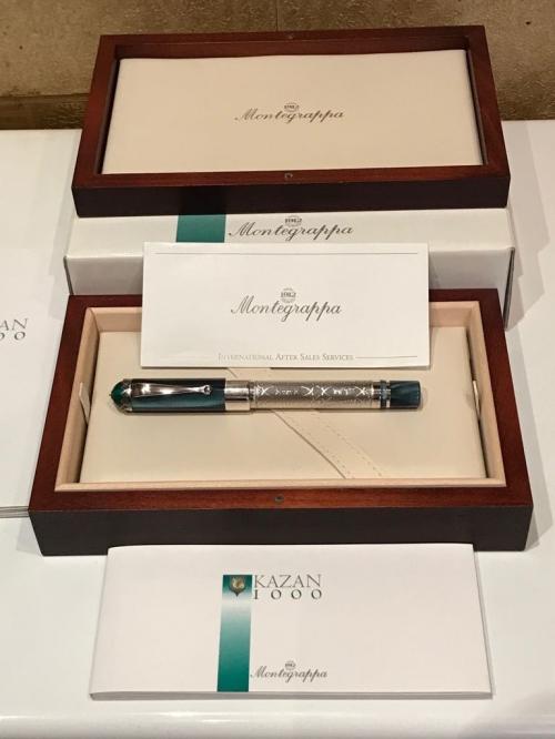 Ручка Montegrappa Kazan 1000