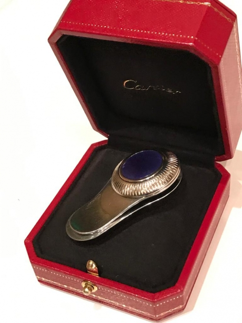 Зажим для денег Cartier