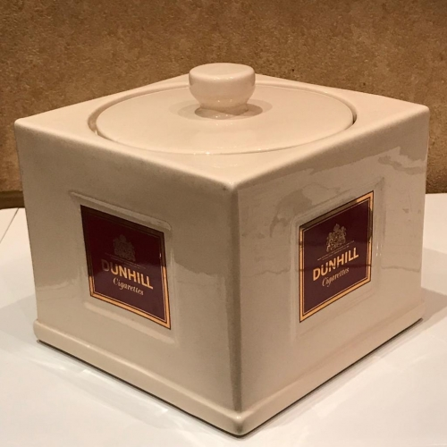 Емкость для льда Dunhill фарфор Англия