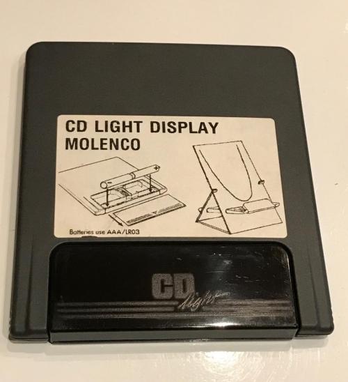 Подсветка Molenco для CD