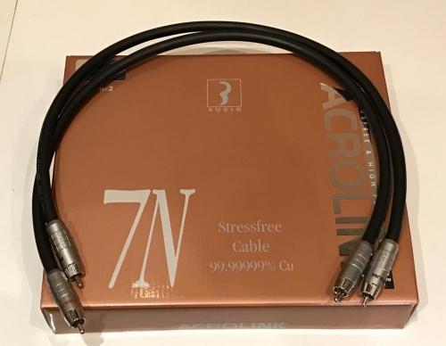 Межблочный кабель RCA Acrolink 7N-A2200III 0,6м