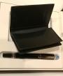 Набор Montblanc StarWalker ручка и визитница