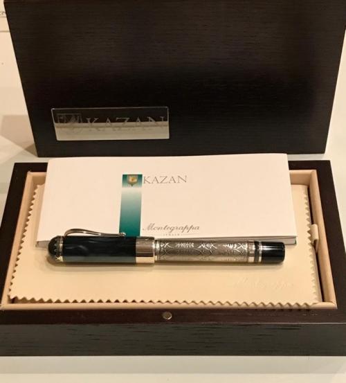 Ручка роллер Montegrappa Kazan