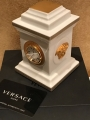 Часы каминные Versace Medusa Gorgona Rosenthal