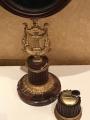 Зеркало и зажигалка Сентябревъ (комплект)