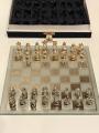 Шахматы хрустальные подарочные