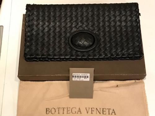 Шикарный клатч Bottega Veneta