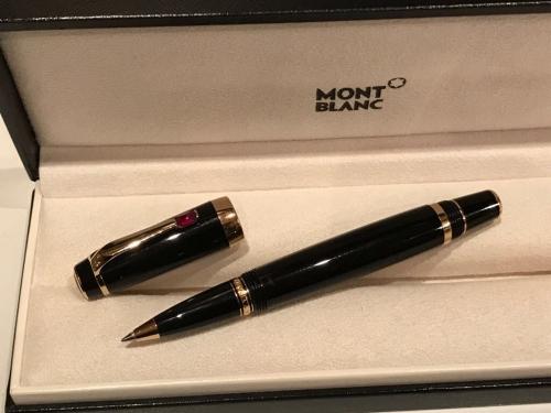 Ручка роллер MontBlanc Богемия рубин