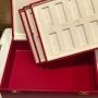 Коробка Cartier для зажигалок